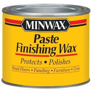 Minwax paste wax