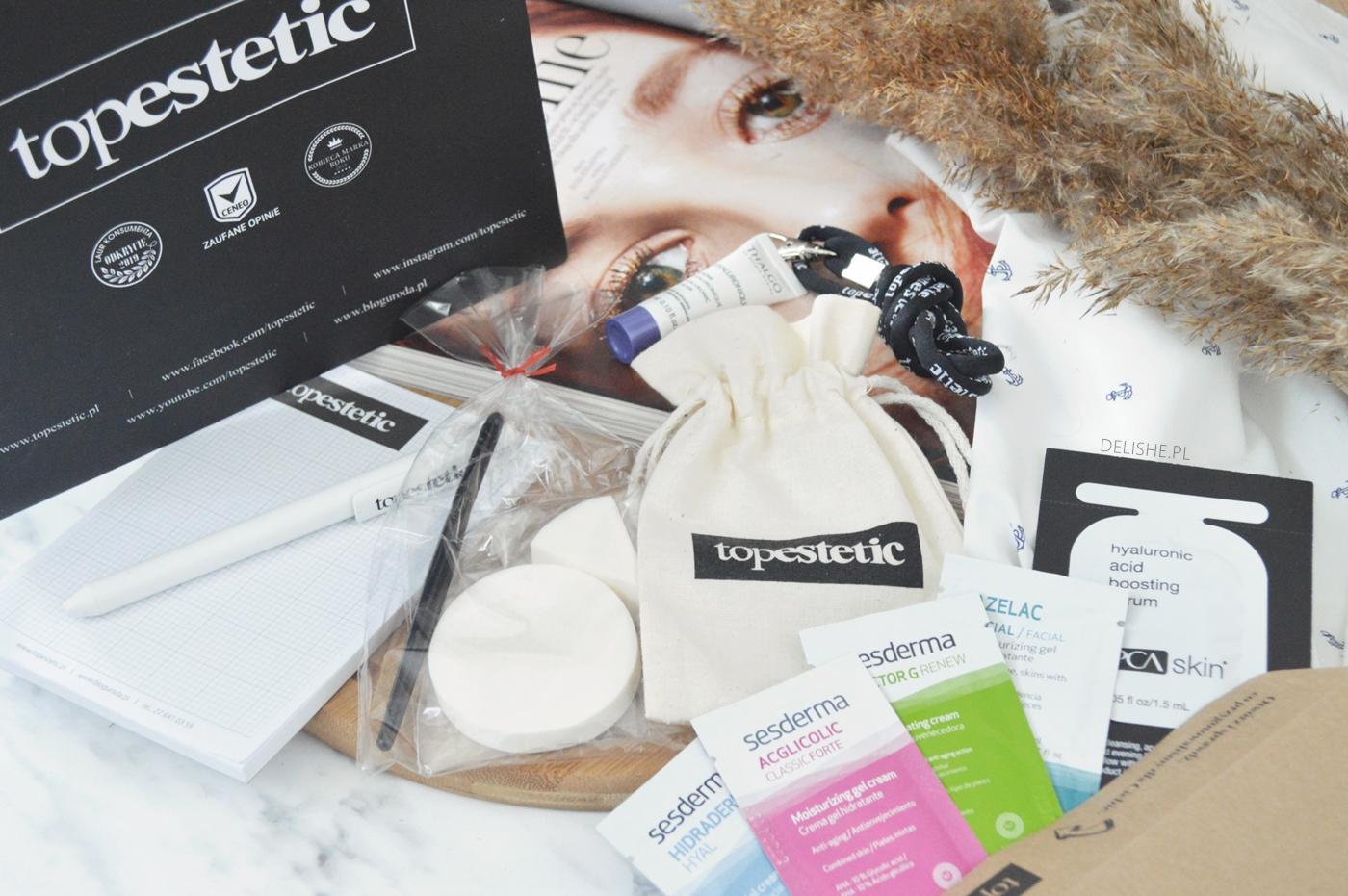zakupy kosmetyczne blog topestetic