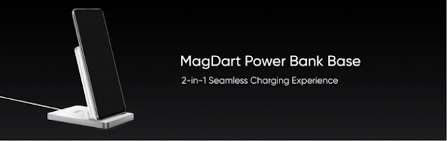 2-in-1 MagDart Power Bank