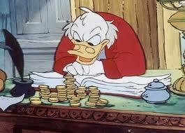 Scrooge Mcduck Christmas Carol.A Look At Disney Christmas Ebeneezer Scrooge Scrooge