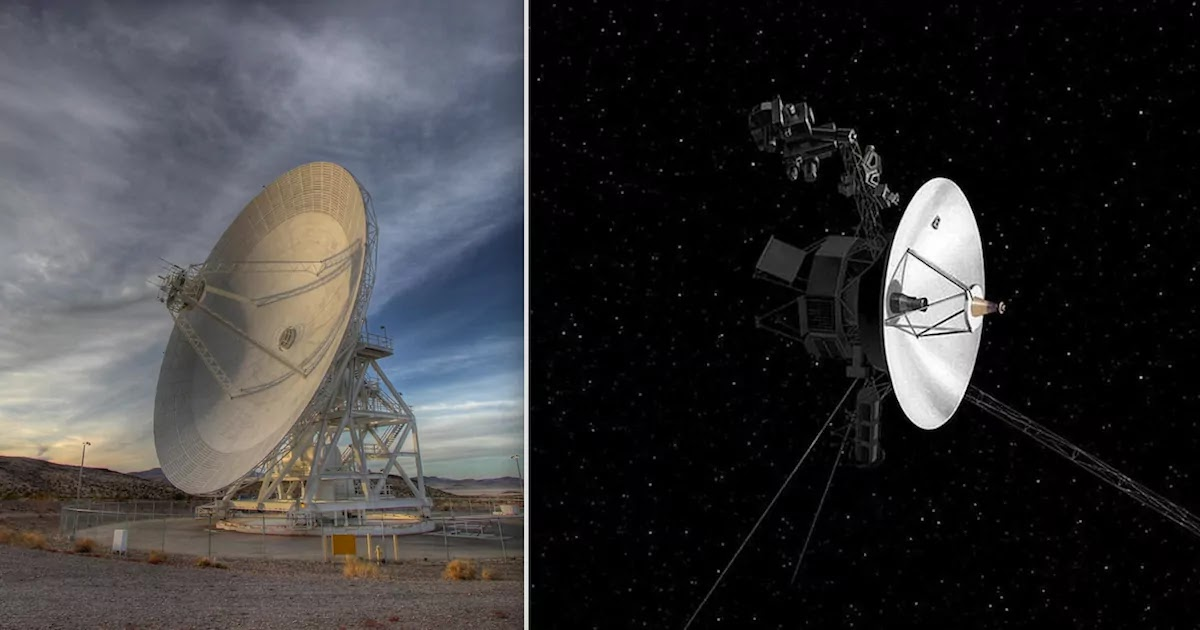 NASA Receives Signal From 50-Year-Old Voyager 2 Probe Which Is 12 Billion Miles Away From Earth