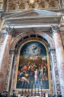 Citytrip voyage Rome capitale Italie Vatican St Pierre