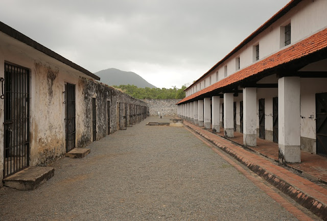 The infamous historical prison in Vietnam 1