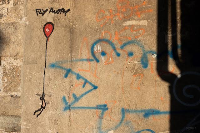 Street art a Pisa