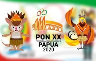 Sukseskan PON XX 2020 di Papua Untuk Persatuan dan Kebanggaan Indonesia di Mata Dunia