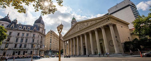 Passeio gratuito pela Catedral Metropolitana de Buenos Aires