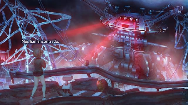 Ánalisis 13 Sentinels: Aegis Rim  para PS4 historía