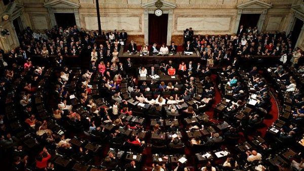 Congreso argentino llamará a sesiones para discutir leyes de emergencia