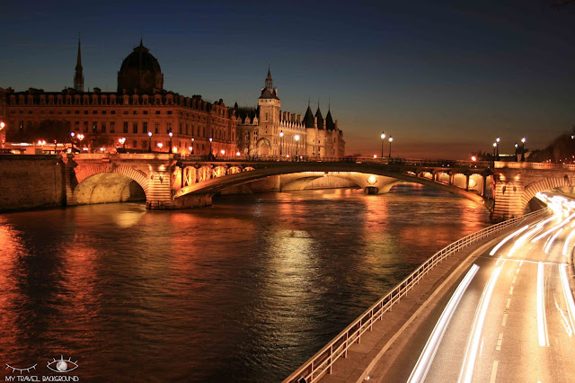 My Travel Background : #ParisPromenade : l'île de la Cité et l'île Saint-Louis