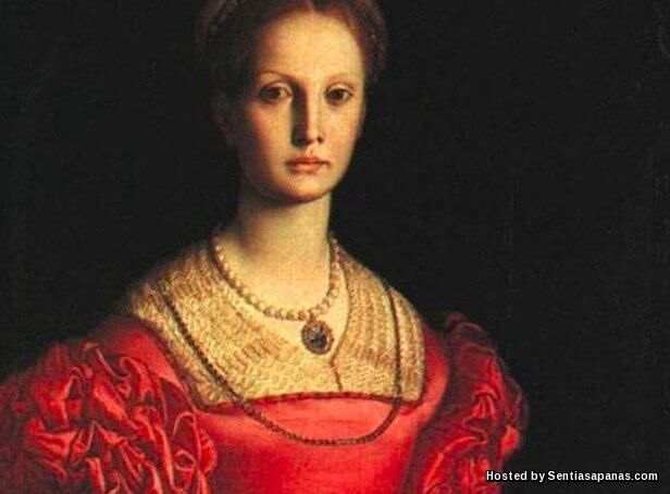 Countess Elizabeth Bathory de Ecsed