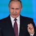 COMPARTELO - Putin echando vainas con armamento nuclear