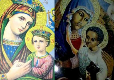 jesus is black ethiopia jews