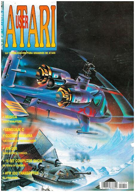 Atari User #29 (29)