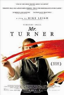 Mr. Turner (2015) English Movie Poster