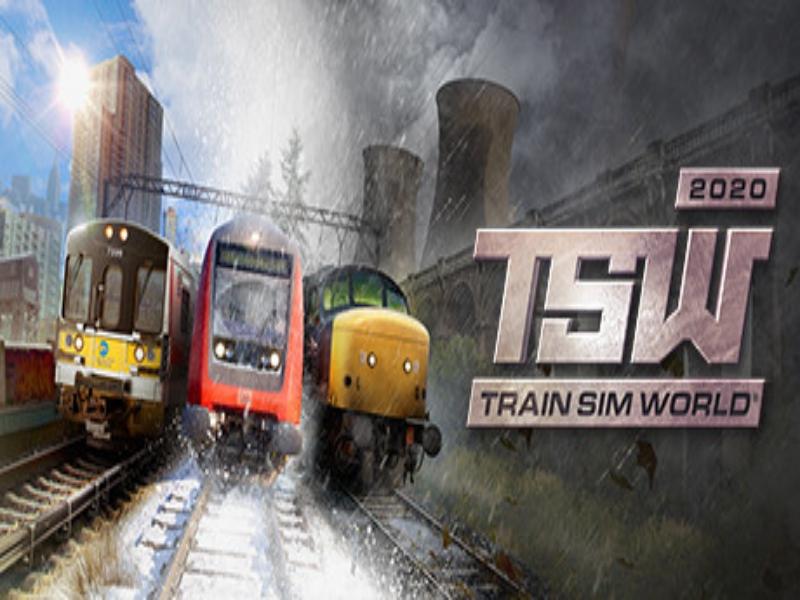 Download Train Sim World 2020 Game PC Free