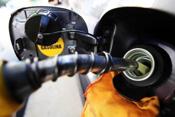 Gasolina sobe 4% nas refinarias a partir de hoje, anuncia Petrobras