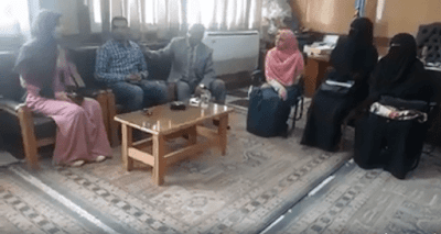 كاشفا مكان تواجدها.. محافظ أسيوط: طالبة الأزهر عادت اليوم بعد إجازة 48 ساعة