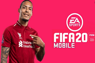 Download FIFA 20 V3 Mod Apk Obb Data