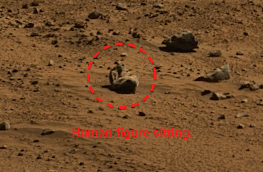 Real Alien Pictures From Mars - Pics about space