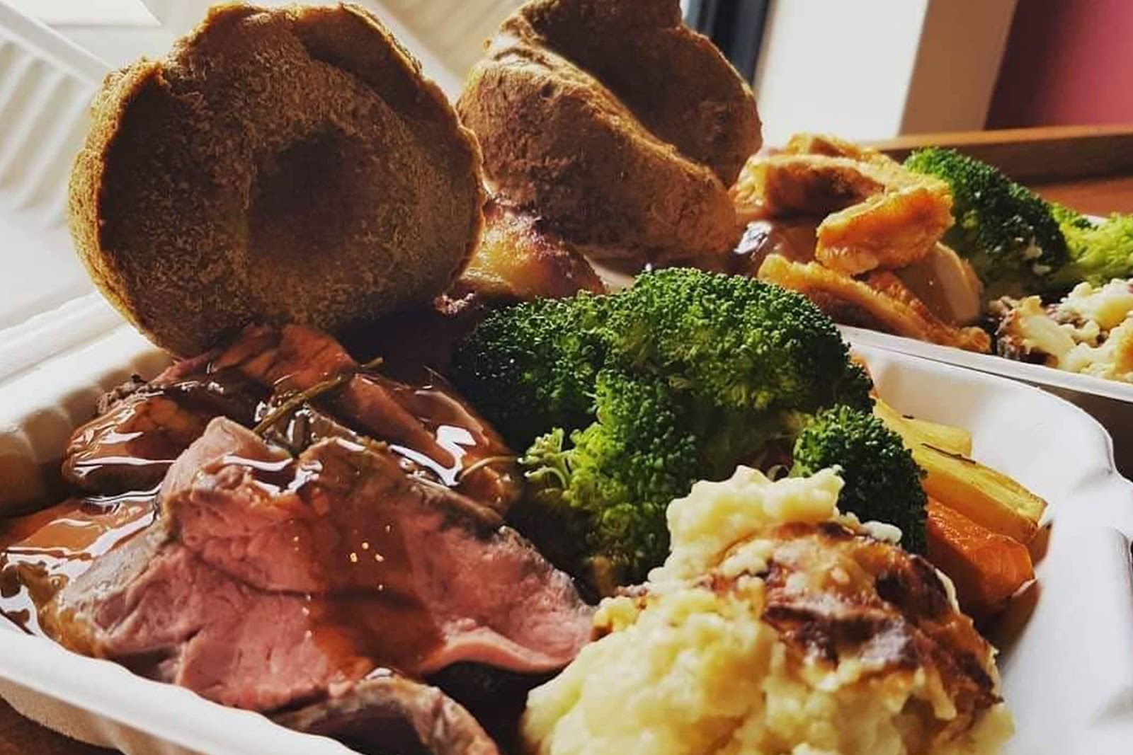 Baker Street Kitchen is providing cooked breakfasts and Sunday lunch for collection or delivery this Mother's Day
