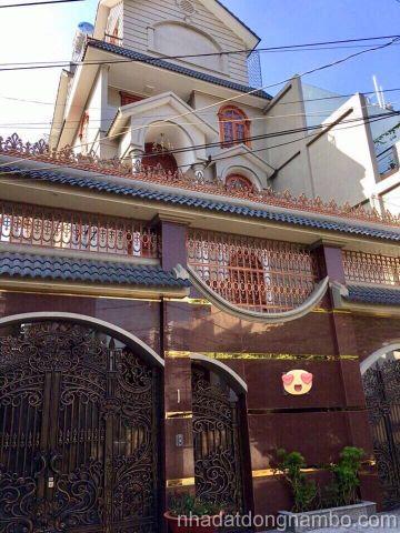 Bán nhà biệt thự Hẻm xe hơi đường Thân Nhân Trung quận Tân Bình