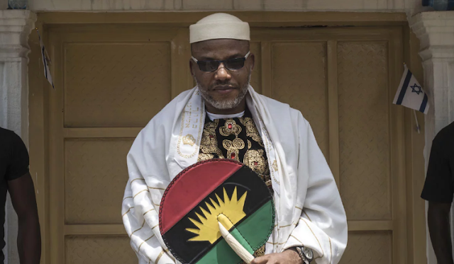 Biafra: Military has turned Nnamdi Kanu, parents into ghosts – Family