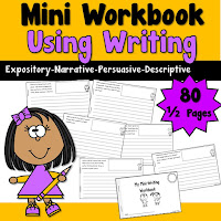 Mini Workbook Daily Writing