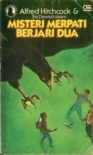 Trio Detektif 37- Misteri Merpati Berjari Dua
