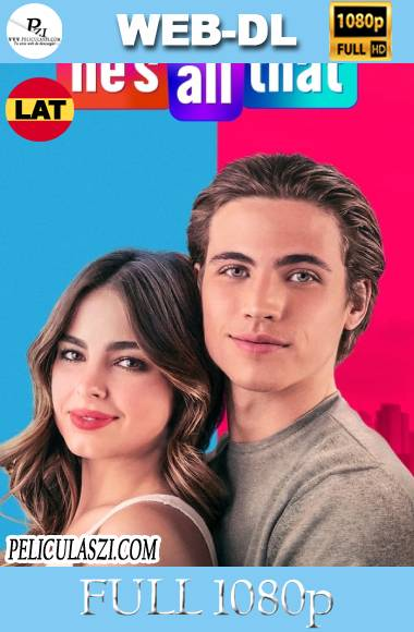 Él es así (2021) Full HD WEB-DL 1080p Dual-Latino VIP