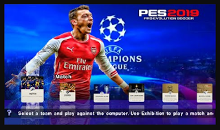 Download PES 2019 PPSSPP English Lite Version New Transfers by odzan04