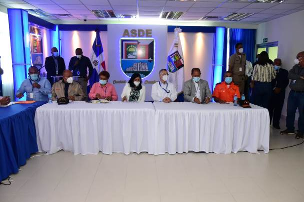 Alcalde Manuel Jiménez afirma municipio Santo Domingo Este está preparado ante inicio temporada ciclónica