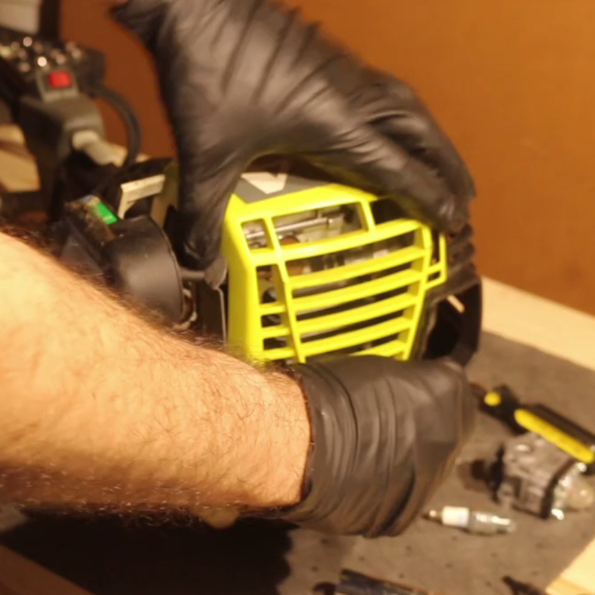 How To Replace Spark Plug On Ryobi 4 Cycle Trimmer Head
