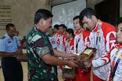 Panglima TNI : Bangga Atas Prestasi Yang Telah Di Raih TimKarate Indonesia Pada Sea Games 2019