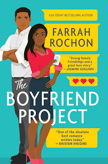 Book Review: The Boyfriend Project by Farrah Rochon