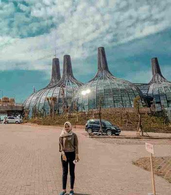 Tempat Hits Semarang, Dusun Semilir Eco Park, lokasi semilir eco park, tiket dan fasilitas semilir eco park