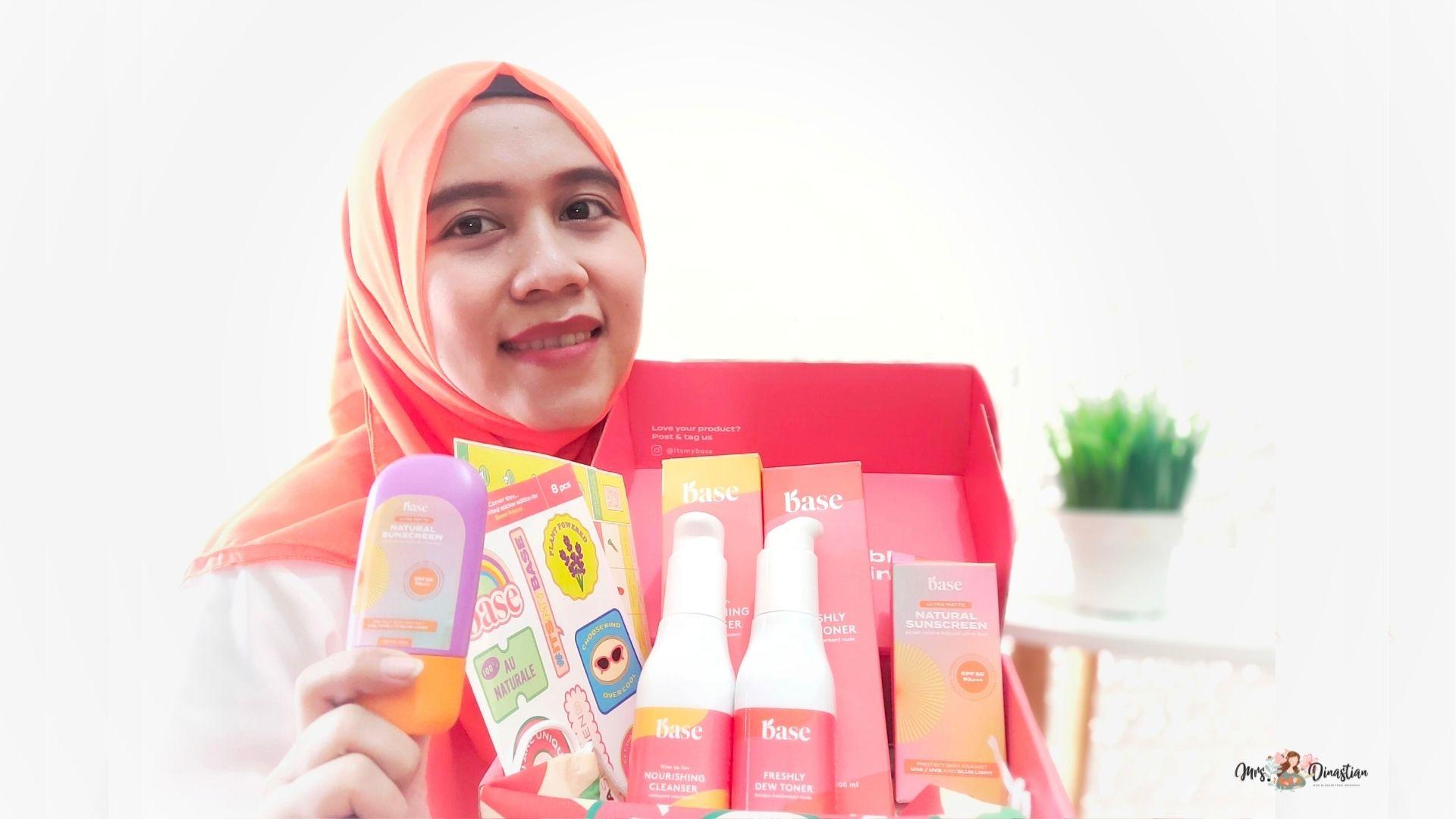 Skincare Aman Untuk Remaja, Base Skincare