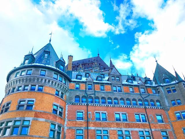 A Winter Wonderland in Quebec City