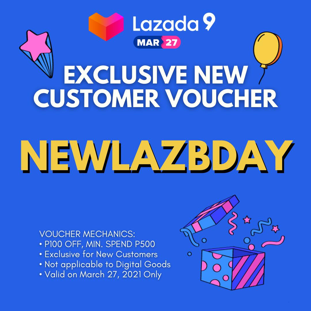 lazada new customer vouchers