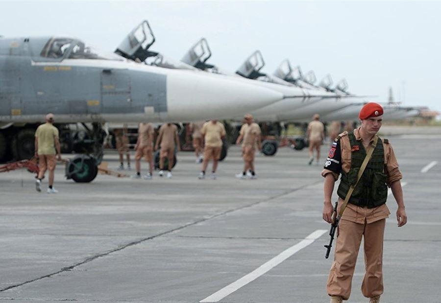 هجوم صاروخي على قاعدة حميميم في سوريا