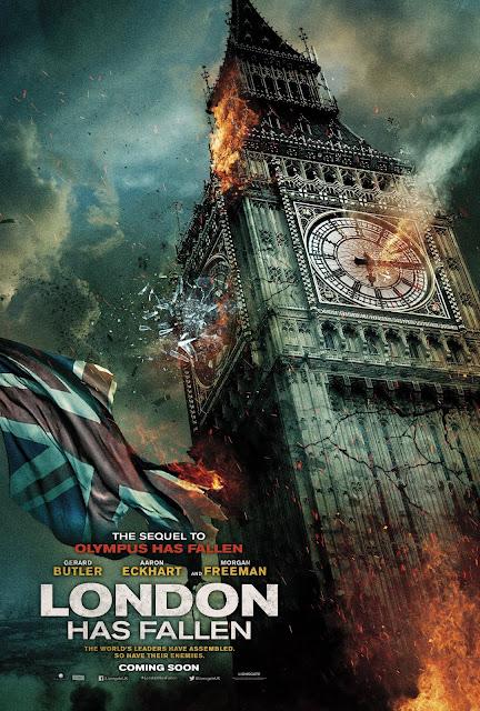 Download London Has Fallen 2016 HC HDRip Subtitle Indonesia