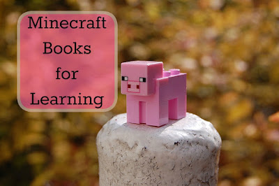 Learning with Minecraft books