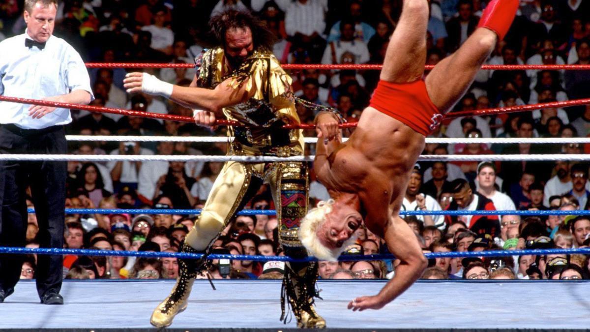 Ric Flair revela o porquê rejeitou lutar contra Randy Savage