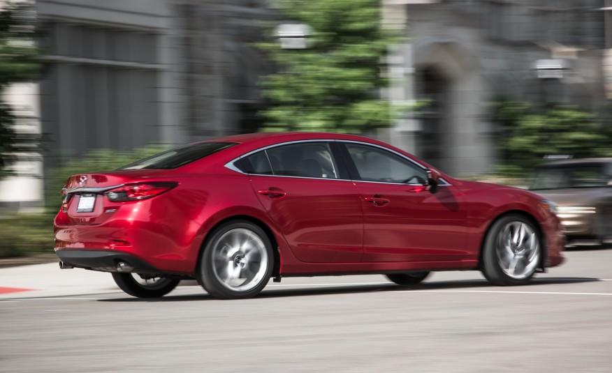 Đánh giá xe Mazda 6 2016