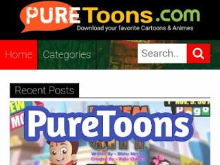 PureToons.com । Download Latest Anime Toons in Hindi