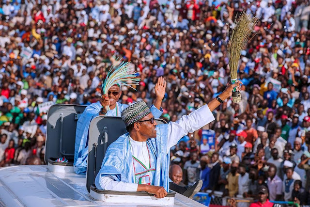 'I Have No Third Term Agenda' President Buhari