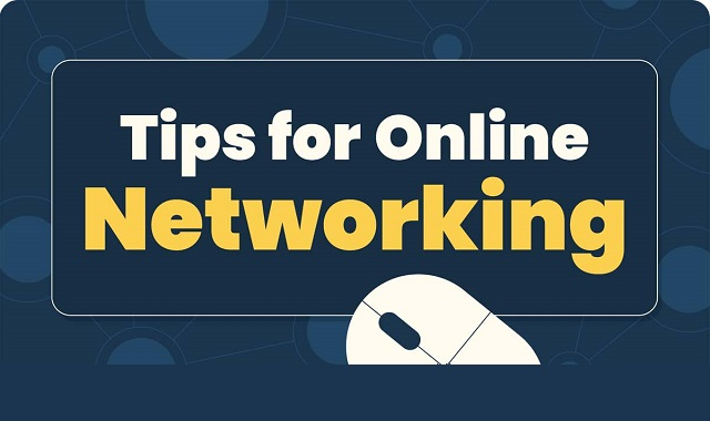 Tips for online networking