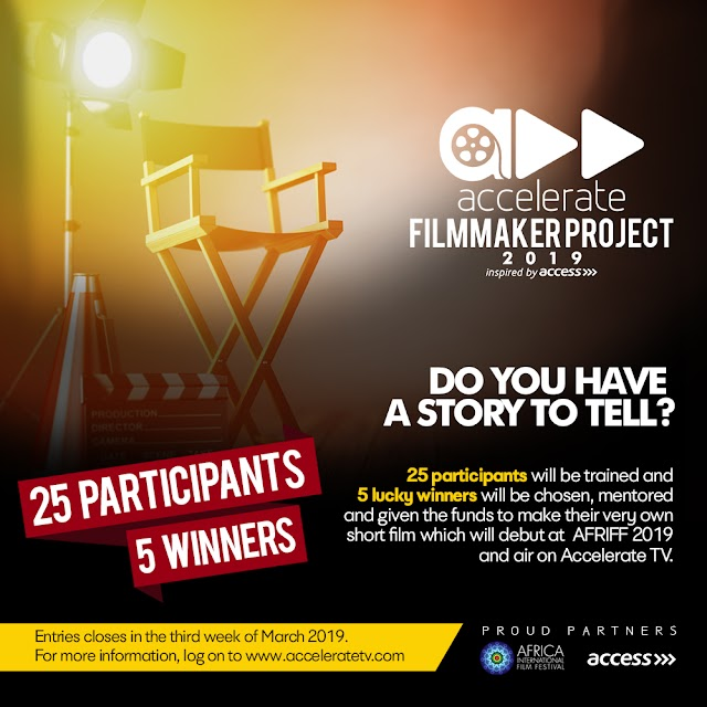 Are you ready for the biggest Film Academy in Nigeria?