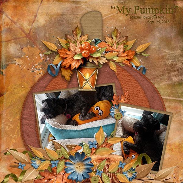 Pumpkin Spice Templates