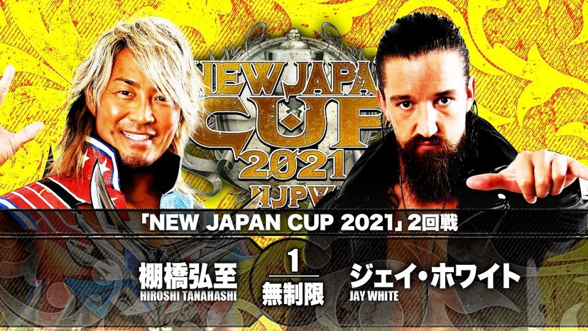 Cobertura: NJPW New Japan Cup 2021 – Day 09 – Segunda parada!