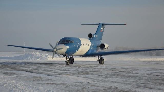 Rusia presentará el primer avión eléctrico de producción propia el próximo julio